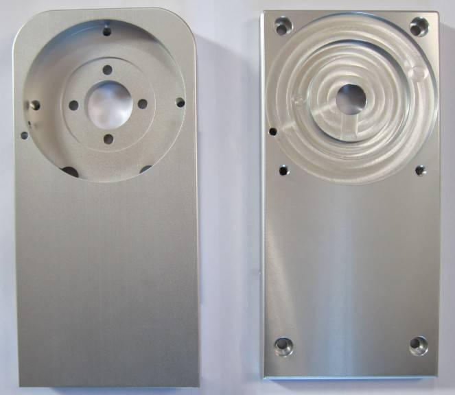 CNC milliing Gear Box Parts
