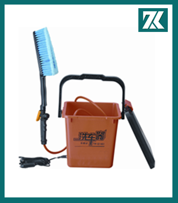 DC power car washer