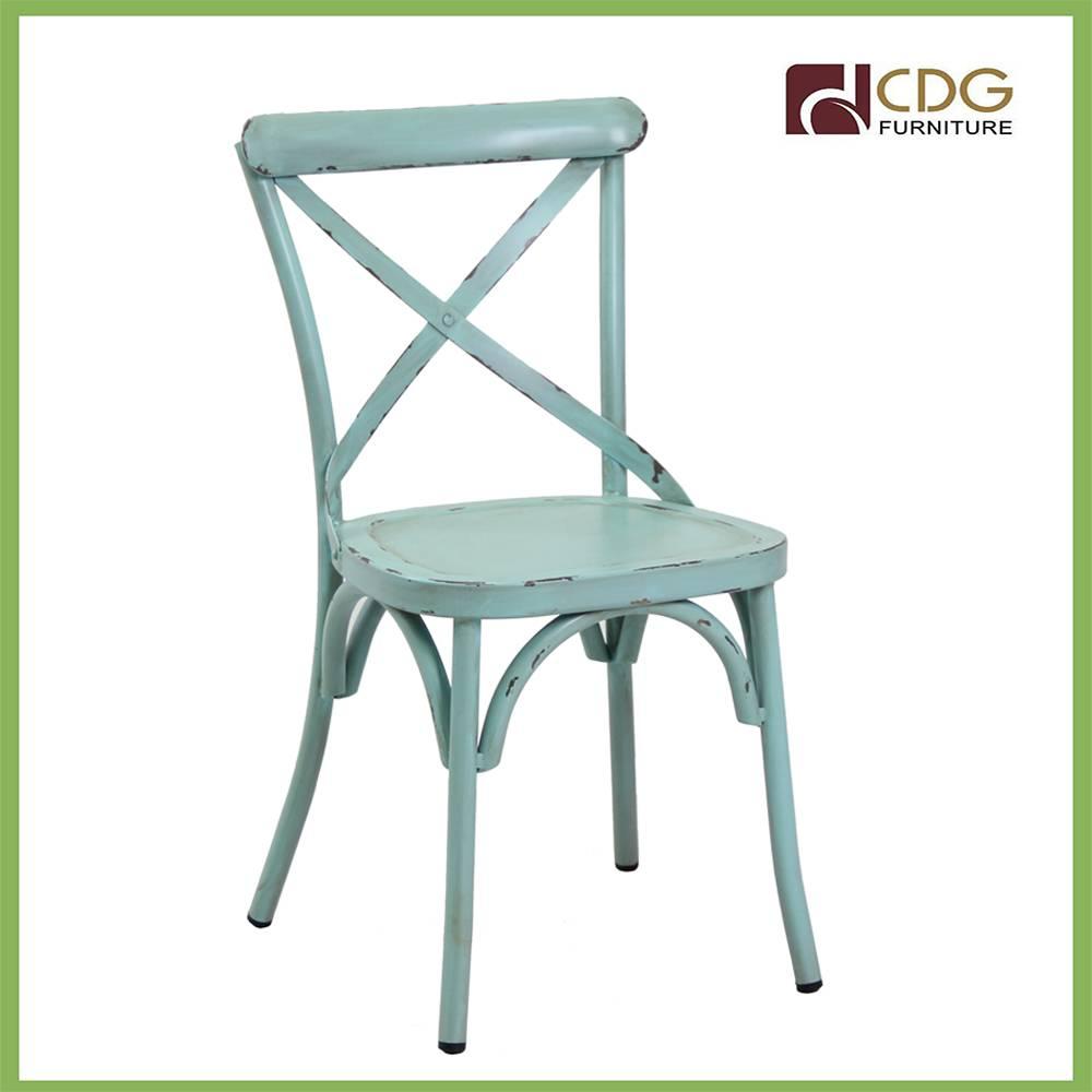 Manual Work Modern Luxury High Back Restaurant Chairs