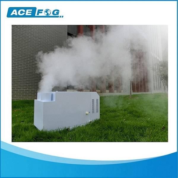 7KG/H Ultrasonic Humidity Control Unit Dry Fog Sprayer