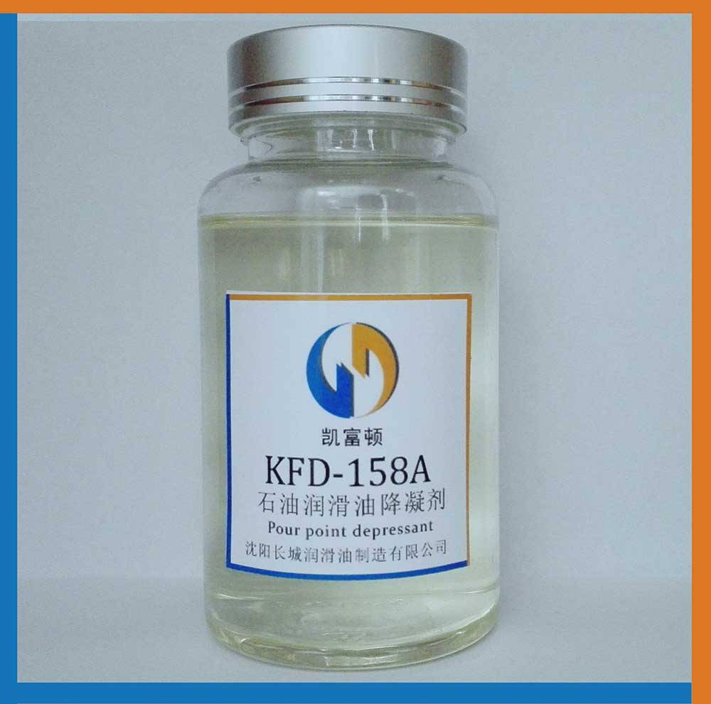 KFD-158A PMA polymethylacrylic acid engine oil additive/lubricant oil pour point depressant/lubrican