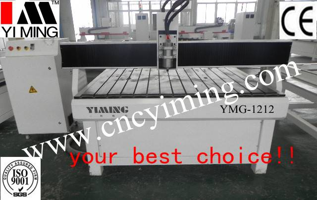 small cnc wood  router