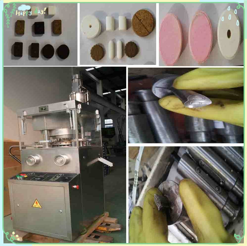 Pharmaceutical Pill Tablet Press Machine
