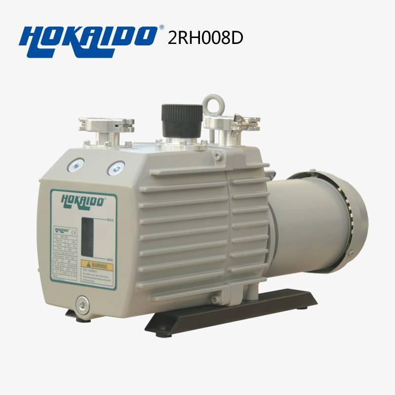 550 Watts Dual Stage Rotary Vane Vacuum Pump (2RH008D)