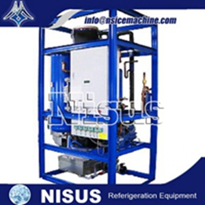 Nisus Small Tube Ice Machine