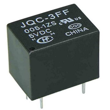SUBMINIATURE POWER RELAY  (JQC-3FF)