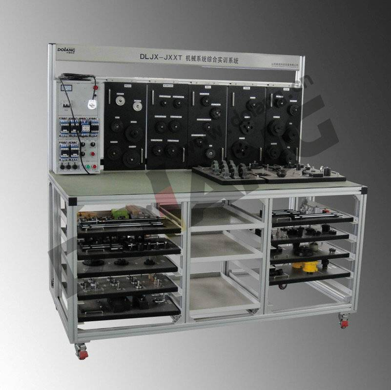 vocational training equipment, mechanical teaching equipment, Educational Mechanical System, Compreh