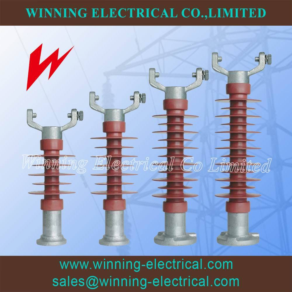 Composite Vertical Line Post Insulator