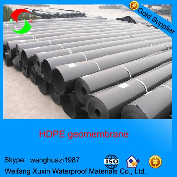 0.5mm HDPE geomembrane price