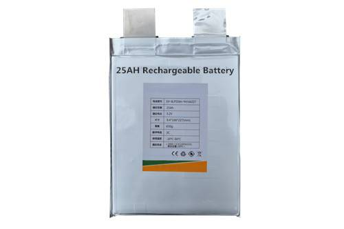 3.2V 25AH-94166227 LiFePO4 Battery Used For Portable Device