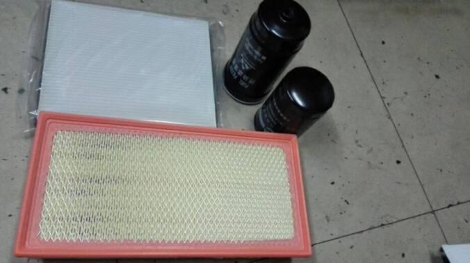 MAXUS filter, V80 genuine air filter