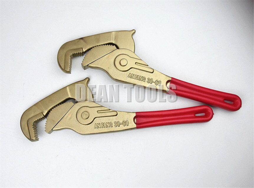non sparking universal wrench, multifunction tools .safety copper alloy handle