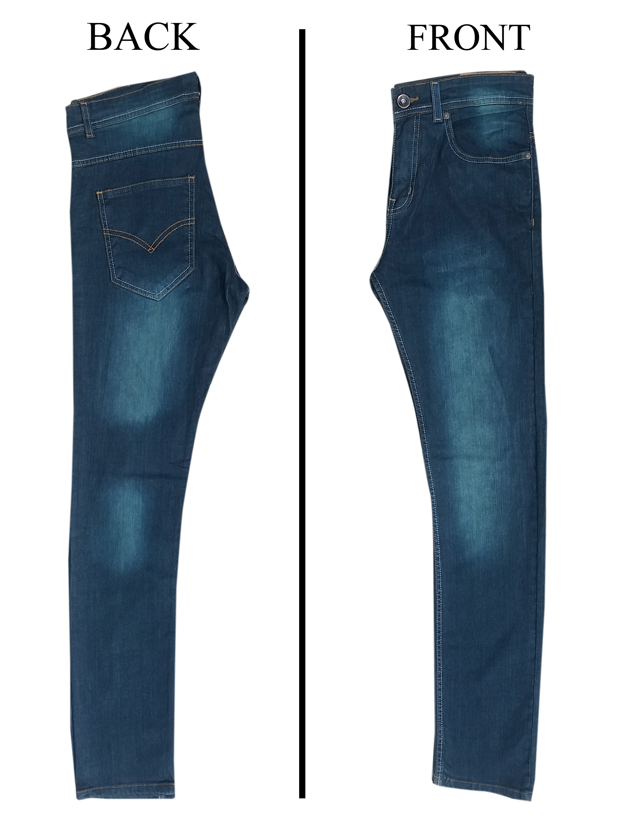 Men Jeans - Article # 166007 - 8.50 USD