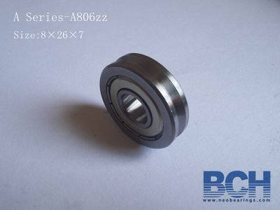 A507ZZ Straightening Rollers bearing