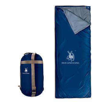 Soft compact envelope sleeping bag H55