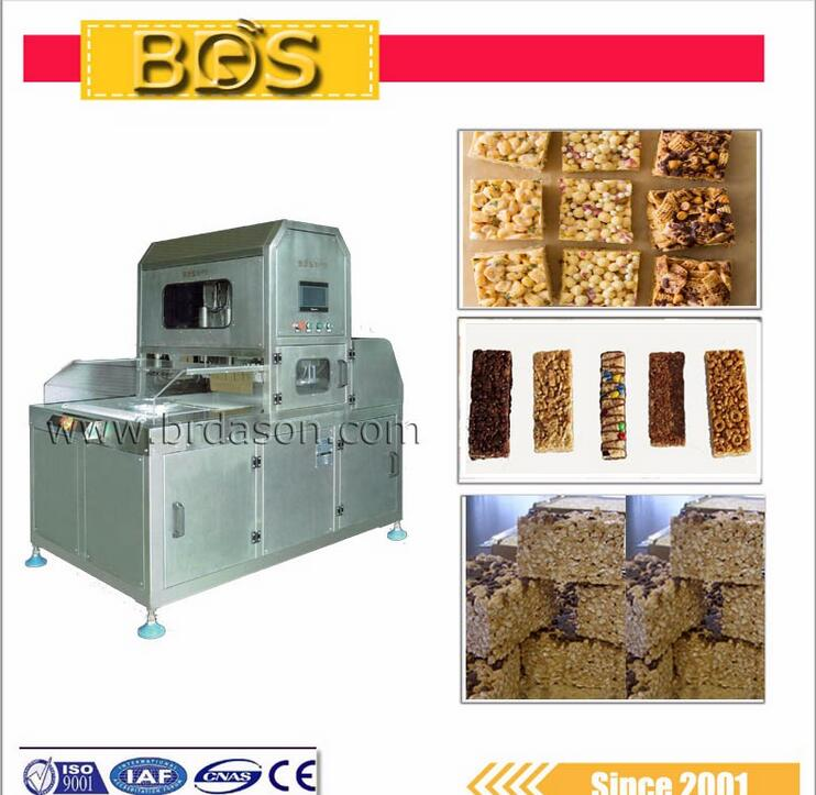 Health Dessert Bars Ultrasonic Cutting Machine Cake Cutters
