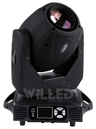 150W Led Moving Head Beam Spot Wash
