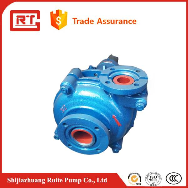 3/2C-AH Slurry Suction Pump For Mining Processing