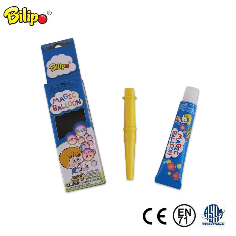 Creative toy magic bubble balloon for kids China suppliers seeking toy distributor
