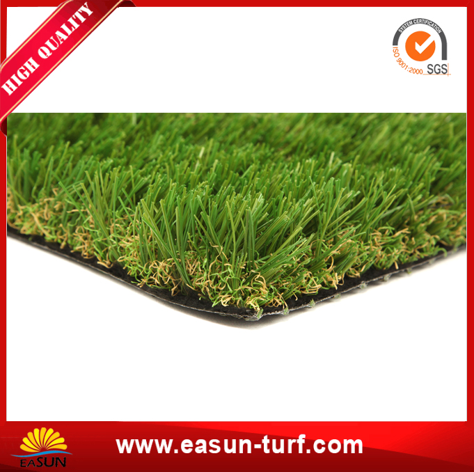 Free sample 40mm landscaping or playground artificial grass -AL