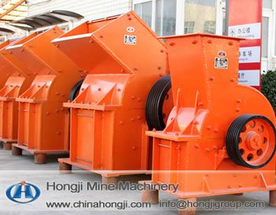 Silicon sand Hammer Crusher Sale to South Africa