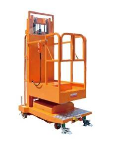 Mobile order picker 4.5m 300kg
