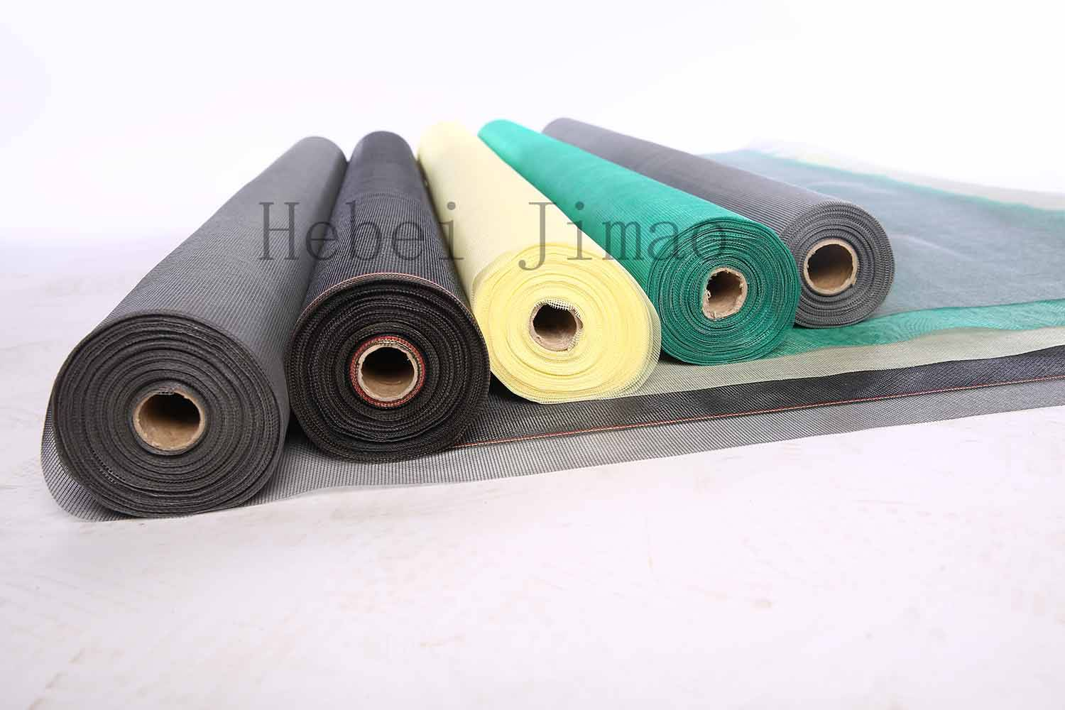 Building Materials Window Door Accessories Insect/Fiberglass Window Screen Wire Mesh