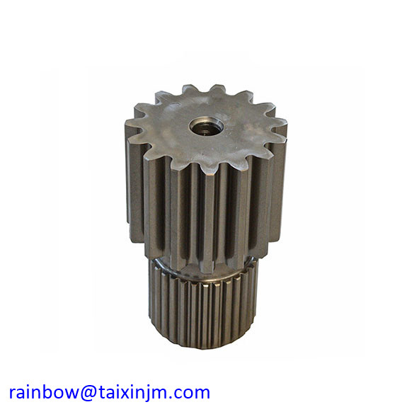Direct manufacturer supply high precision forging steel spur gear