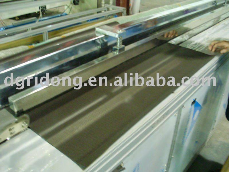 Ultrasonic blind cutting machine