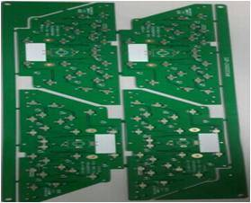 FR-4 Immersion Gold Double-Sided Car Plates Circuit Board