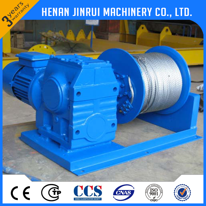 Professional Manufacture Material Electric Handling Tool Winch