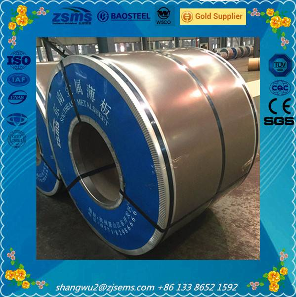 galvanized coil of high quality