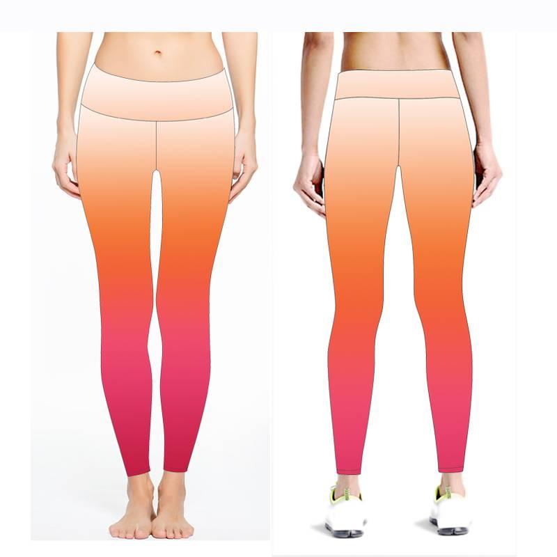 women fitness yoga legging hot yoga pants