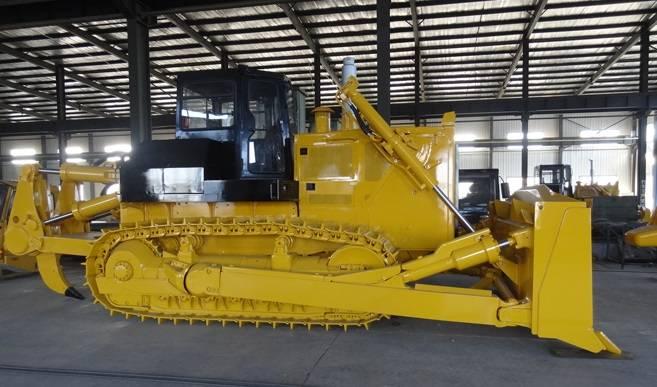 160-320HP crawler bulldozer, produced as per original technical drawing of KOMATSU bulldozer