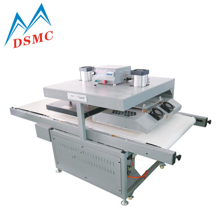 Factory Recommend Line Type Cold And Hot Pressing Machine