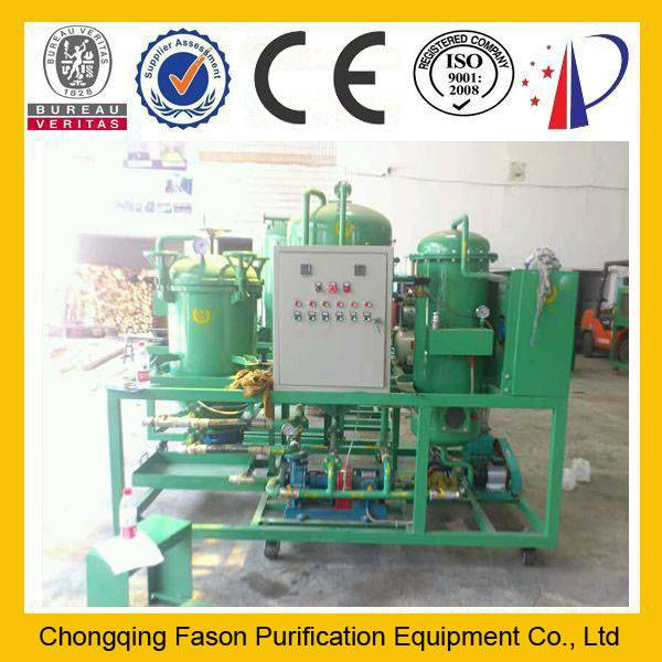 Used Car Oil Filtration Equipment/ Motor oil refovery /Truck Oil purifcation machine