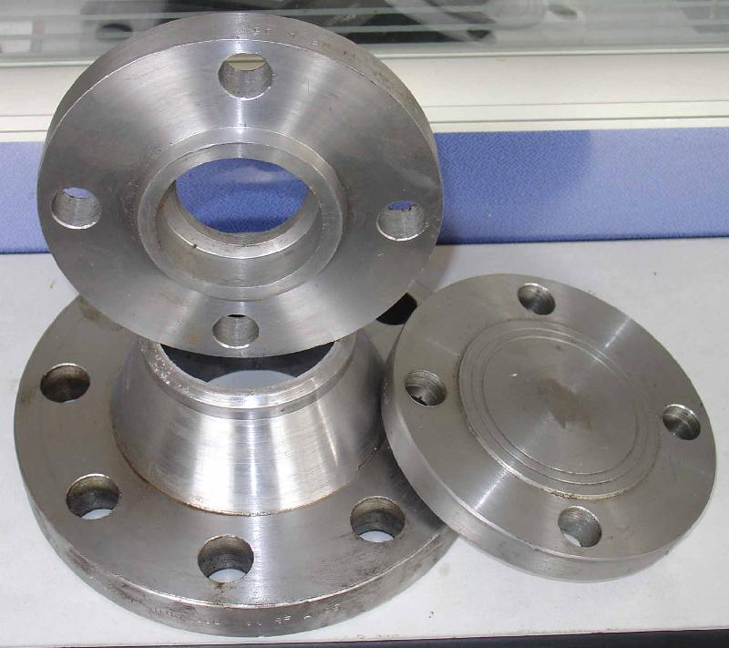 Schedule 80 Raised Face Weld Neck Orifice Flanges 300LB (PN50) 3 Inch (DN80) ASTM A105 ANSI B16.36
