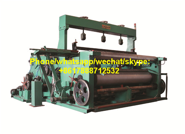 SG180/160-1J Large Metal Wire Mesh Weaving Machine