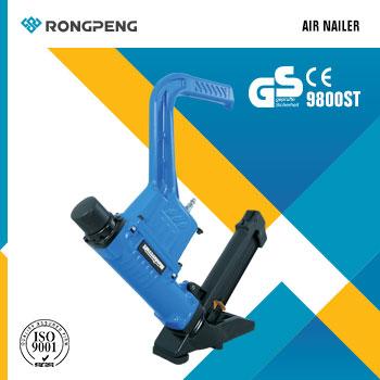 RONGPENG 3 IN 1 Flooring Cleats Flooring Nailer 9800ST