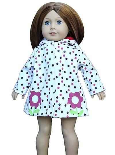doll clothing fit for 18 inch doll/American girl