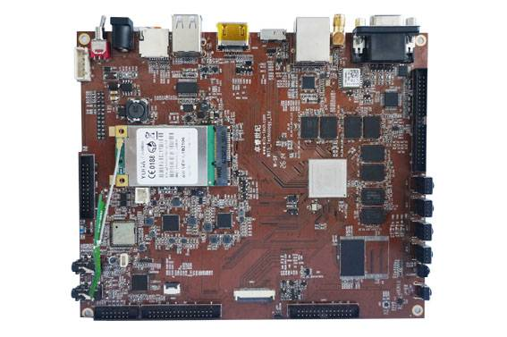 Android Octa Core LVDS Commercial Development Board