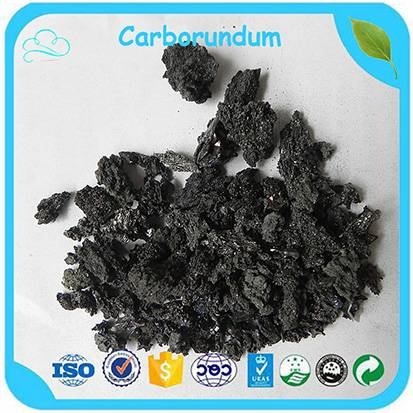 China Supplier SIC 98.5% Green / Black Silicon Carbide Used For Polishing And Grinding