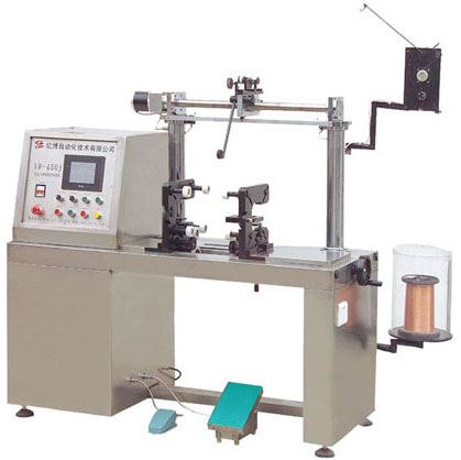 YR-450J voltage transformer CNC wire winding machine