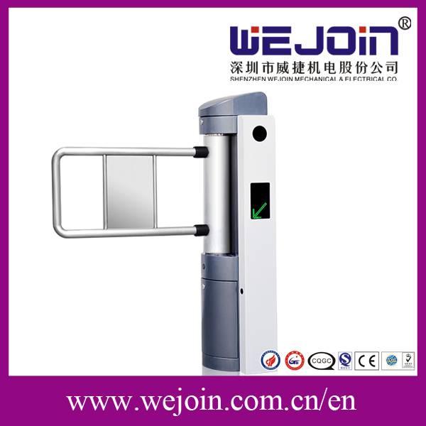 Automatic Swing Barrier , Pedestrian Access Control Gates