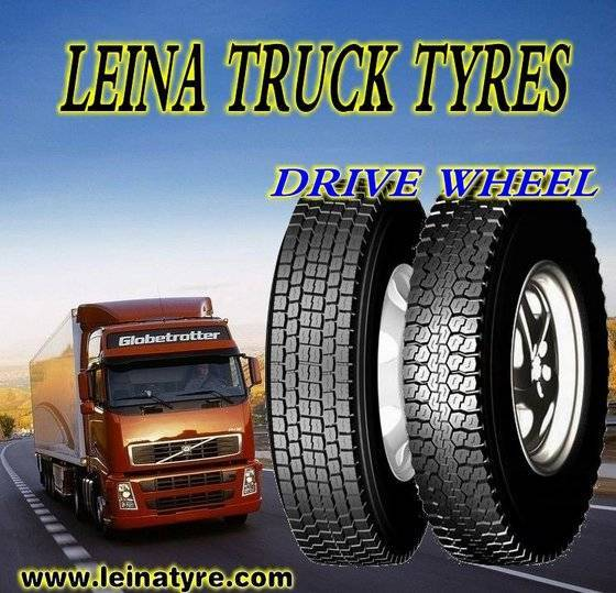 Chinese radial truck tyre
