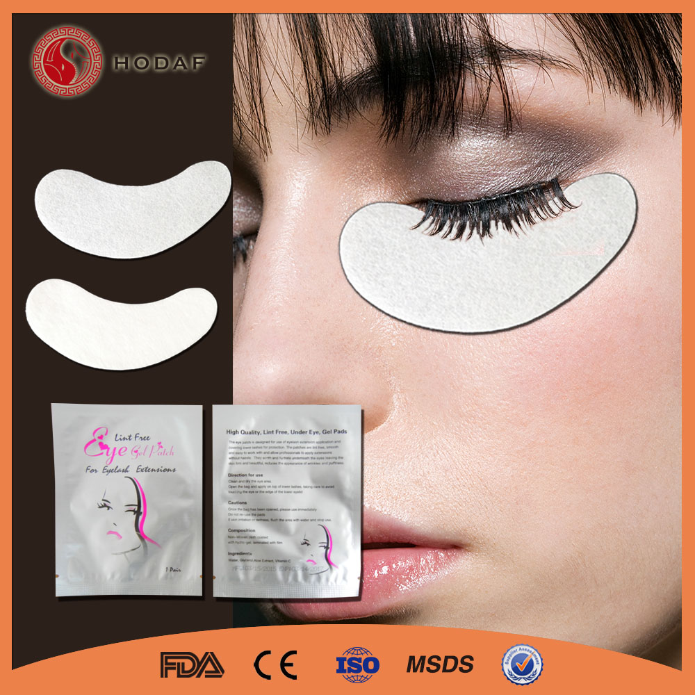 Wholesale Lint Free Eye Gel Patch for Eyelash Extension