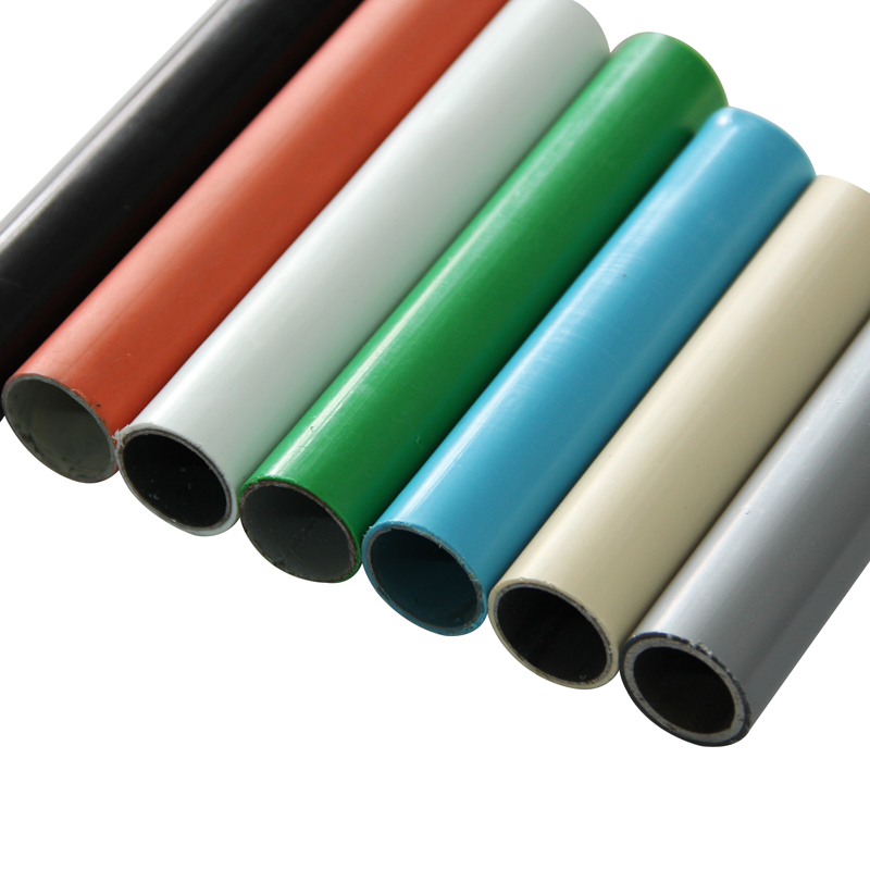 28mm Coated Pipe Lean pipe for lean system