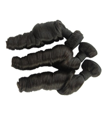 Spring curly hair extensions
