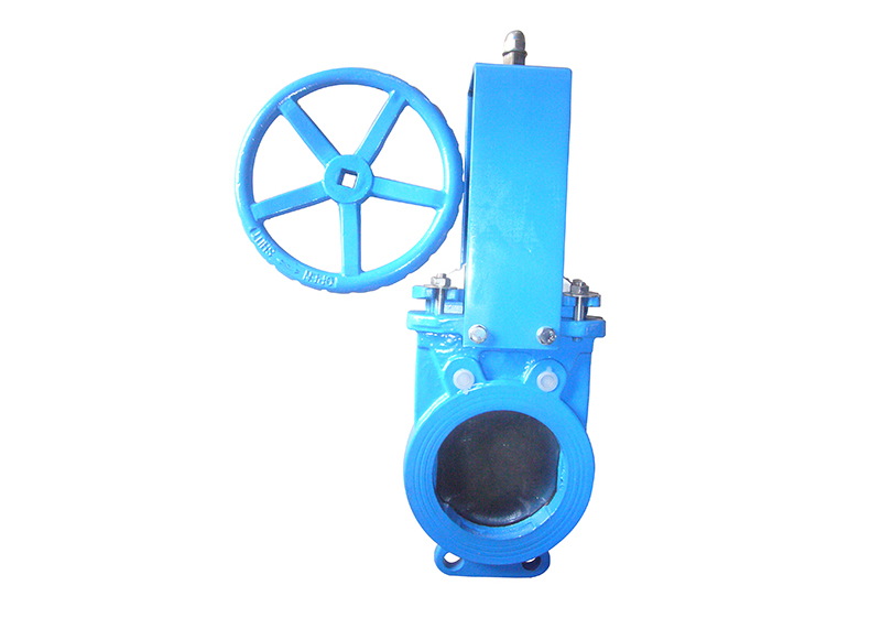 PN10/16 Ductile Iron pipe & knife gate valves manufactures/suppliers