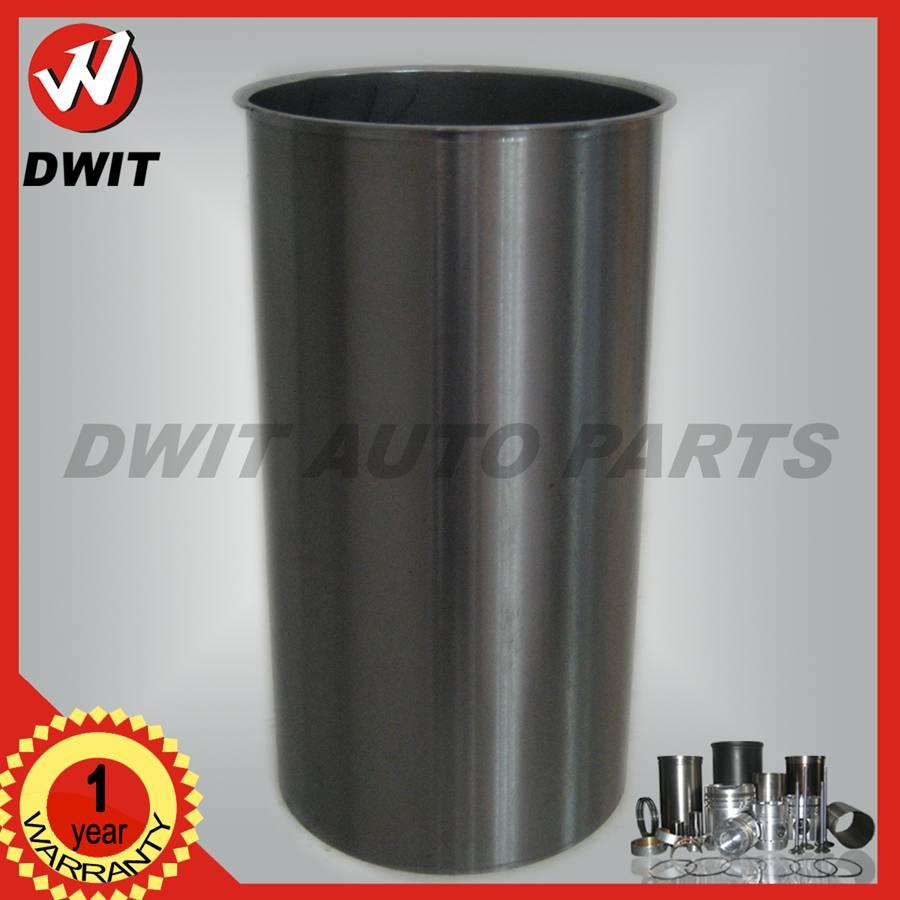 Stock Isuzu cylinder liner 4JA1,4BC1,4BA1,6BG1,C190,C223,C240